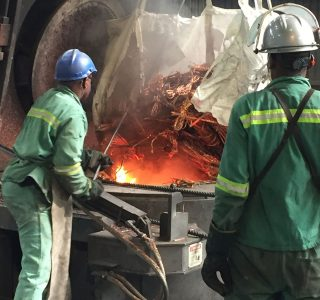 Metal industry – Recycling plant – 2018